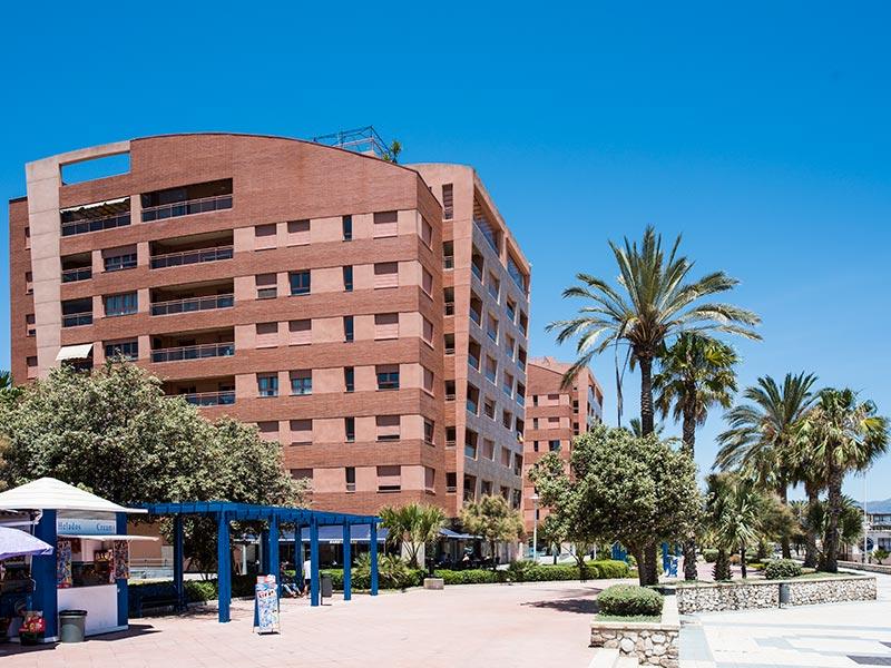 Edificio Edipsa Puertamar